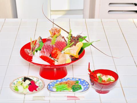 房州エビ海鮮丼ケータリングプラン