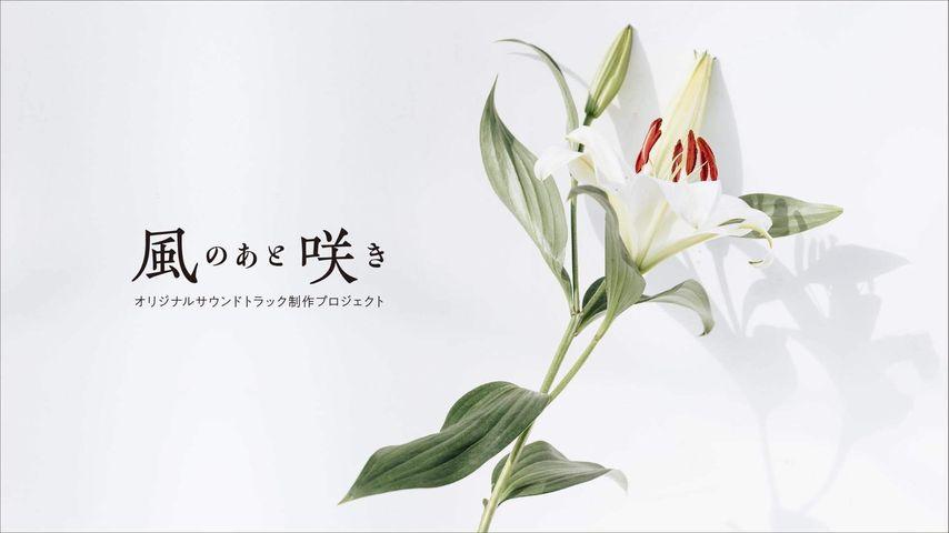 NHK FMシアター「風のあと咲き」 オリジナルサウンドトラック制作プロジェクト 「復興へ向けての真の癒し」をテーマに、自然音と音楽のコラボレーションアルバム制作プロジェクト
